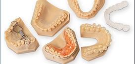 Nueva J5 DentaJet™ : 5 x más piezas dentales en una misma bandeja mixta