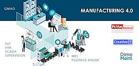 Industrie 4.0 : l'expérience éditeur logiciel, gage de réussite de votre transformation digitale