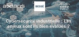 Cybersécurité industrielle / Assurances : Les enjeux sont ils bien évalués ?