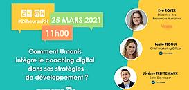 Comment Umanis intègre le coaching digital dans ses stratégies de développement ?