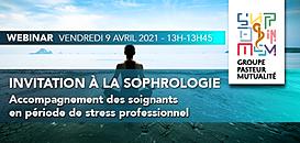 Sophrologie et accompagnement des soignants en période de stress professionnel