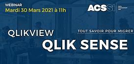 Migrez QlikView vers Qlik Sense : Bonnes pratiques, Licences, Outils et Retours d'expérience