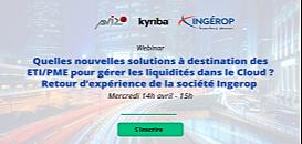 Quelles nouvelles solutions à destination des ETI/PME pour gérer les liquidités dans le Cloud ?