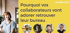 Pourquoi vos collaborateurs vont adorer retrouver leur  bureau 🌟😀?