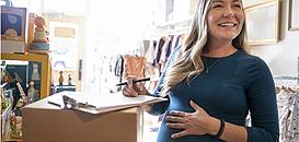 Travailleuses indépendantes : vos droits à l'assurance maternité.