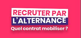 Recruter par l'alternance, quel contrat mobiliser ?