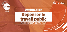 Repenser le travail public · Webinaire CFDT Cadres/Crefac