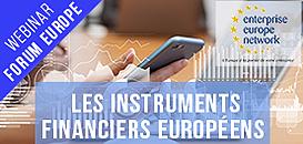 Les instruments financiers européens : comment en bénéficier ?