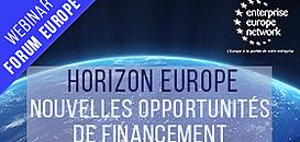 Horizon Europe : de nouvelles opportunités de financement pour les PME innovantes