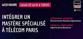 Intégrer un MS à Télécom Paris