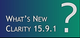 Clarity Noveane Club – Les usages de Clarity 15.9.1