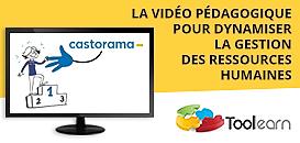 La vidéo pédagogique pour dynamiser la gestion des Ressources Humaines - L'exemple Castorama