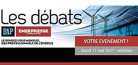 Débats BIP : Biométhane : quelles réglementations et mesures de soutien pour assurer la compétitivité de la filière ?