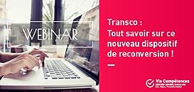 Transco : Tout savoir sur ce nouveau dispositif de reconversion !