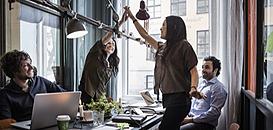 Concilier travail hybride, bien-être et productivité. Comment répondre aux nouveaux enjeux des bâtiments de bureaux ?