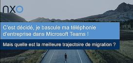 Comment basculer sa téléphonie d'entreprise dans Microsoft Teams ?