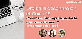 Droit à la déconnexion et Covid : comment l'entreprise peut-elle agir concrètement ?