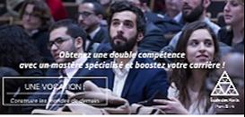 Obtenez une double compétence avec un mastère spécialisé et boostez votre carrière !