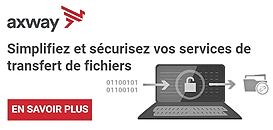 Simplifiez et sécurisez vos services de transfert de fichiers
