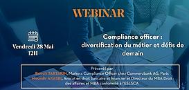 Compliance officer : diversification du métier et défis de demain