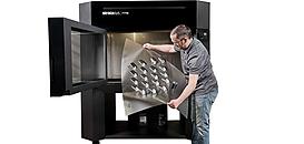F770  de Stratasys : Imprimir en 3D piezas grandes fiables a bajo coste