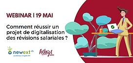 Comment réussir un projet de digitalisation des Révisions Salariales ?