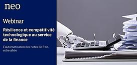Résilience et compétitivité technologique au service de la Finance