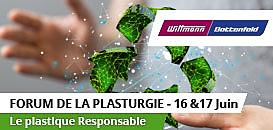 Recyclage du plastique : vos rebuts de production valent de l'or