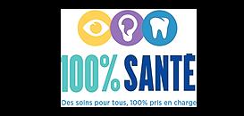 """""""100% Santé"""" : des soins pour tous, 100% pris en charge."""
