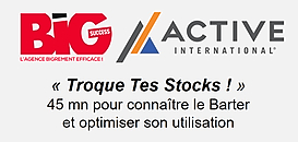 « Troque tes Stocks ! » Échangez vos stocks d'actifs contre des outils de visibilité pour votre enseigne