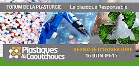 Keynote d'ouverture – Plastique Responsable