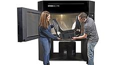 Soyez les premiers à découvrir la 3D industrielle XXL à petit prix