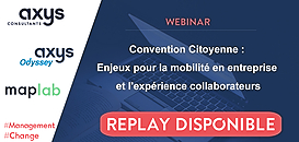 Convention Citoyenne : Enjeux pour la mobilité en entreprise et l'expérience collaborateurs