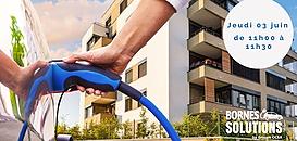 Proposez à vos acquéreurs une solution de recharge pour véhicules électriques dès la livraison !