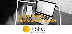 Face aux algorithmes, quelle sera la place de l'humain dans la finance de demain ?