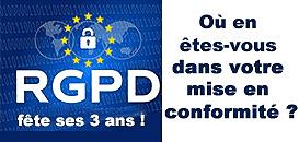 3 ans du RGPD : comment être conforme à l'ensemble des obligations légales face aux évolutions du règlement ?