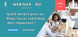 Quels leviers pour un BSI (bilan social individuel) impactant?