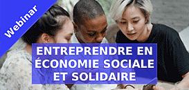 Entreprendre en économie sociale et solidaire