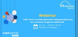 L'ERP Cloud nouvelle génération indispensable pour les nouveaux usages en télétravail