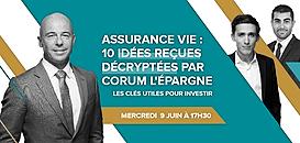 Assurance vie : 10 idées reçues décryptées par CORUM L'Épargne - Les clés utiles pour investir