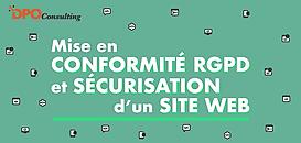 Audit, mise en conformité et sécurisation de votre site internet
