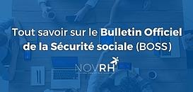 Tout savoir sur le Bulletin Officiel de la Sécurité sociale (BOSS)