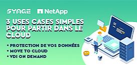 3 uses cases simples à mettre en place pour partir dans le Cloud