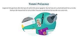 Démo logiciel Timmi Présence