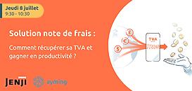 Solution note de frais : comment récupérer sa TVA et gagner en productivité ?