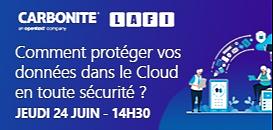 Comment protéger vos données dans le Cloud en toute sécurité ?