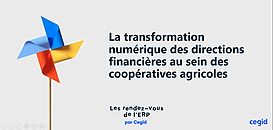 La transformation des directions financières au sein des coopératives agricoles