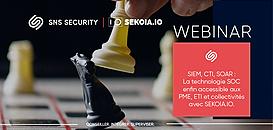 Comment vite gagner en cyber maturité grâce au service SOC couplé à la puissance de la CTI ?