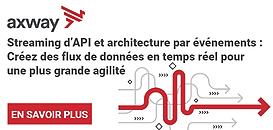 Streaming d'API & architecture orientée événement : Créez des flux de données en temps réel pour une plus grande agilité