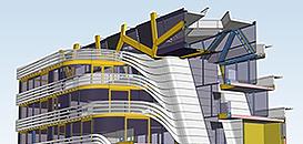 Comment concevoir et fabriquer ses enveloppes de bâtiment grâce à un logiciel BIM